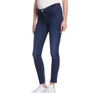 J Brand Mama J Super Maternity Jeans 26 NWT